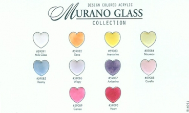 EZ Flow Color Powder Murano Glas Serie, 14g