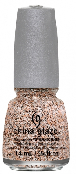 China Glaze Light As A Feather, 15 ml