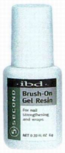 5 Sec. Brush On Nail Glue, 6 g