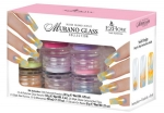 EZ Flow Color Powder Morano Glas, 10 x 3,5 g