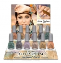 China Glaze Horizon Collection 12 er Display